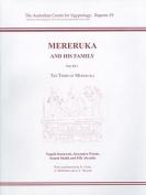 Mereruka and His Family