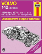 Volvo 142, 144, 145 Owner's Workshop Manual