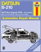 Datsun 120Y Owner's Workshop Manual