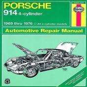 Porsche 914 Four-cylinder Owner's Workshop Manual
