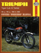 Triumph Tiger Cub and Terrier Owner's Workshop Manual