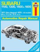 Subaru 1100, 1300, 1400 and 1600