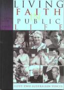 Living Faith in Public Life