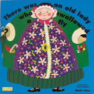There Was an Old Lady Who Swallowed a Fly (Classic Books with Holes) [Board book]