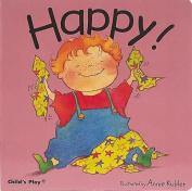 Happy (Best Things) [Board book]