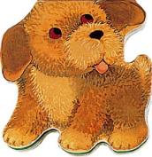 Pocket Puppy (Pocket Pals Series) [Board book]