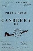 English Electric Canberra B2