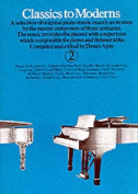 Classics to Moderns for Piano