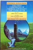 First Chronicle of Thomas Covenant the Unbeliever