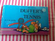 Duffer's Rules of Tennis