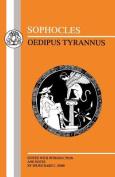 Oedipus Rex (BCP Greek Texts)