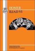 Iliad: Bk.6 (BCP Greek Texts)