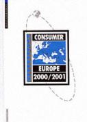 Consumer Europe 2000/2001
