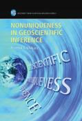 Non-uniqueness in Geoscientific Inference