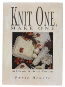Knit One, Make One in Classic Knitted Cotton