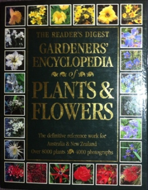 The Reader S Digest Gardener S Encyclopedia Of Plants And