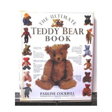 The ultimate teddy bear book pauline cockrill shop for Fishpond books