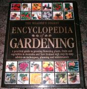 The Reader's Digest Encyclopedia of Gardening