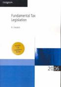 Fundamental Tax Legislation
