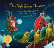 The Night Before Christmas with CD