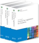 New Zealand Income Tax Legislation for Students
