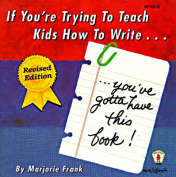 If You're Trying to Teach Kids How to Write