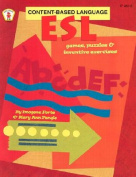 ESL Content-Based Language Games, Puzzles, and Inventive Exercises