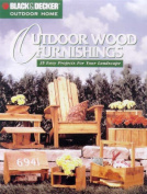 Outdoor Wood Furnishings