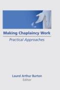 Making Chaplaincy Work