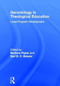 Gerontology in Theological Education : Local Programme Development