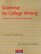 Grammar for College Writing