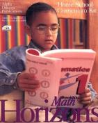 Horizons Math Home School Curriculum Kit