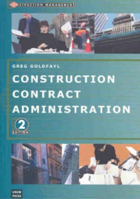 Construction Contract Administration (Construction Management Series)