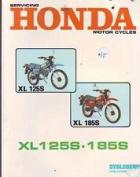 Honda Xl 125s Xl 185s Single