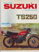 Suzuki Ts 250 Single