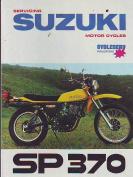 Suzuki Sp 370 Single