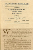 The Documentary History of the Ratification of the Constitution, Volume XV