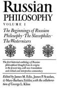 Russian Philosophy