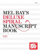 Deluxe Spiral Manuscript Book