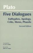 Plato: Five Dialogues