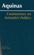 Commentary on Aristotle's Politics