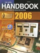 The ARRL Handbook for Radio Communications 2006 with CDROM