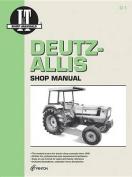 Deutz-Allis Shop Manual