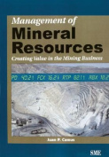 Management of Mineral Resources