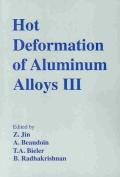 Hot Deformation of Aluminum Alloys