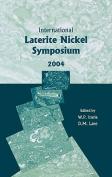 International Laterite Nickel Symposium 2004
