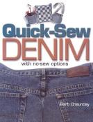 Quick-sew Denim