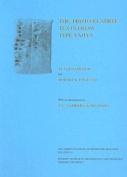 Proto-Elamite Texts from Tepe Yahya