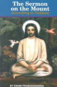 """The Sermon on the Mount According to Vedanta"