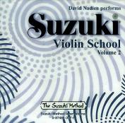 Suzuki Violin School, Volume 2  [Audio]